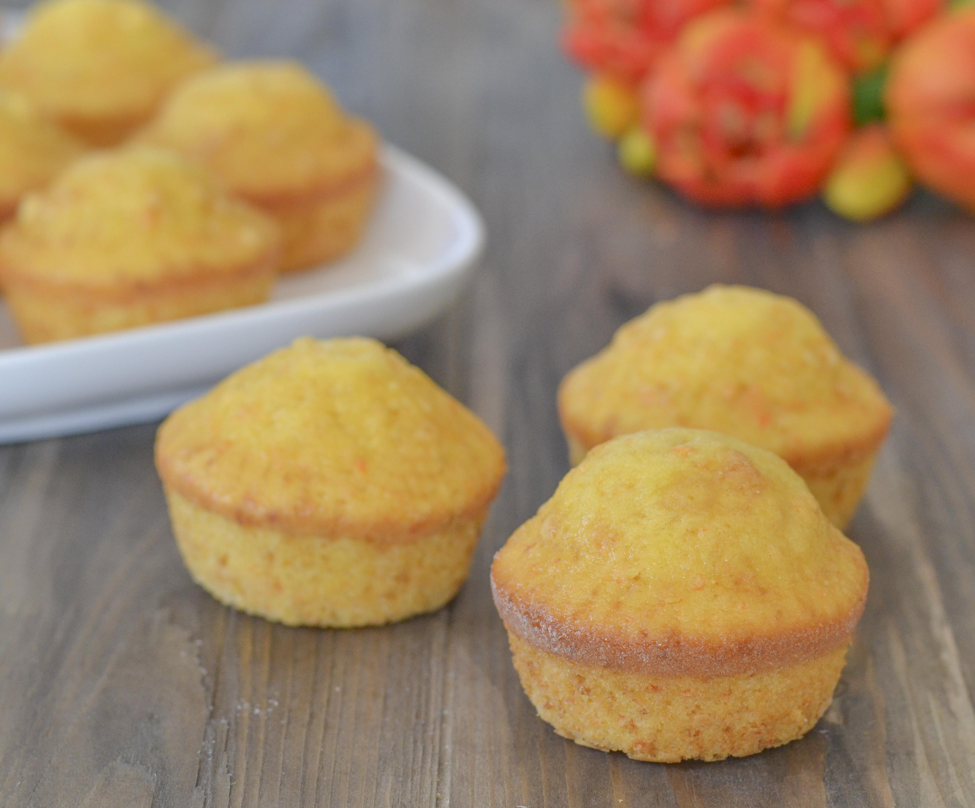 Ricetta Muffin Alle Carote.Muffin Alle Carote Soffici Senza Burro Ricetta Veloce