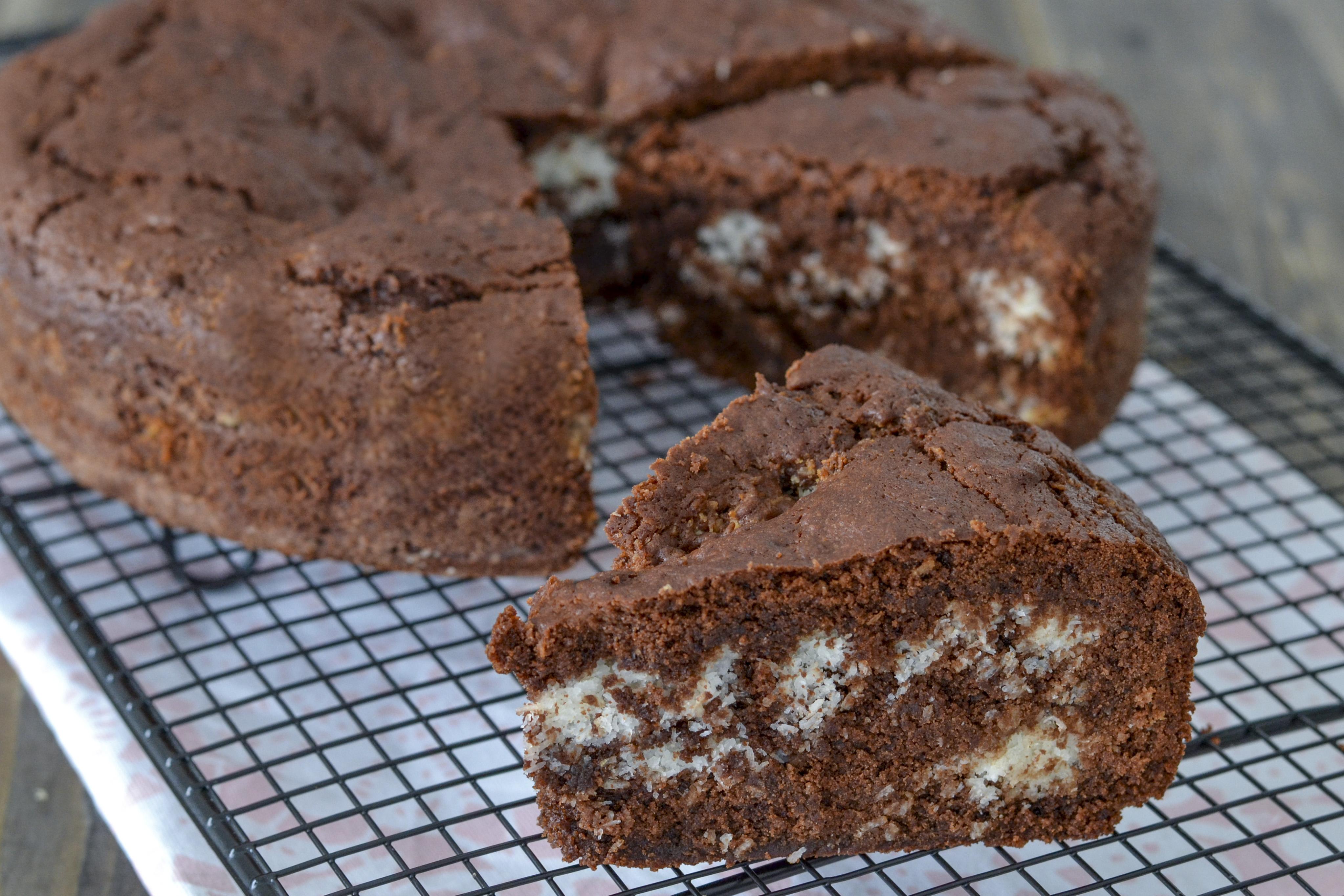 Ricetta Torta Al Cioccolato E Cocco.Torta Cioccolato E Cocco Morbida E Golosa Ricetta