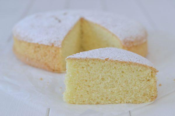 torta con farina di riso