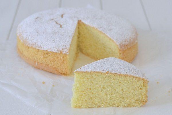 Fate raffreddare la torta con farina di riso e servite.