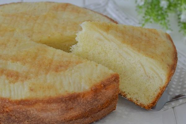 torta di pere rovesciata soffice