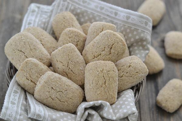 biscotti con farina integrale senza burro