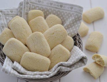 biscotti da latte senza burro