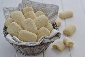 biscotti da latte senza burro da inzuppare