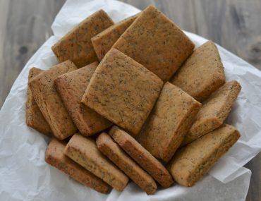 biscotti integrali ai semi di papavero