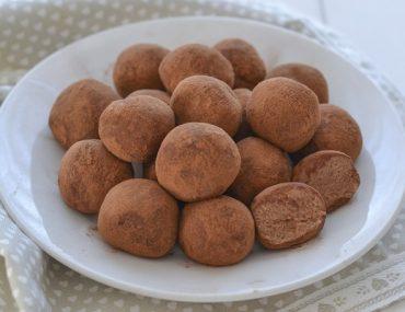 tartufi tiramisù al mascarpone e cioccolato