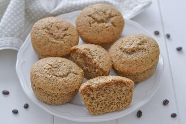 muffin al caffè e latte