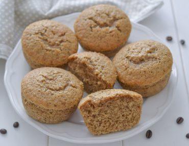 muffin al caffè soffici