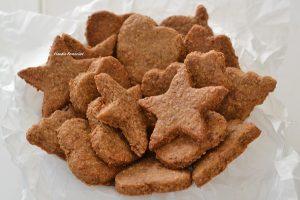 biscotti integrali alla cannella e arancia