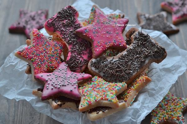 biscotti della befana serviti