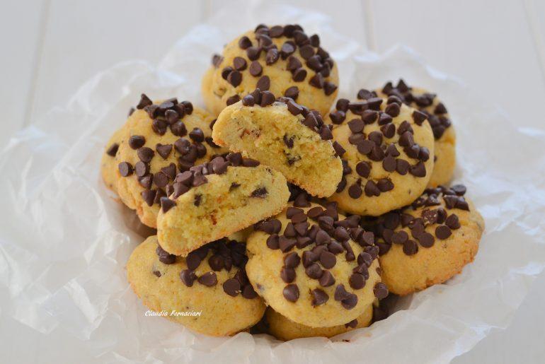 biscotti con farina di semola integrale