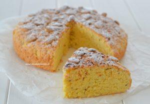 torta di san marcello pistoiese sfornata